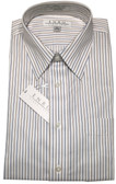 Enro Non-Iron Regular Collar Multi Stripe Dress Shirt