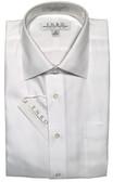 Enro Non-Iron Spread Collar Tonal Stripe Dress Shirt
