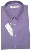 Enro Non-Iron Regular Collar Solid Dress Shirt