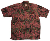 Santiki Fiji Camp Shirt 4596-8402