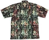 Santiki Fiji Camp Shirt 4596-9103