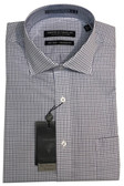 Forsyth of Canada Non-Iron Tailored Fit Long Sleeve Dress Shirt (8066-814)