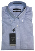 Forsyth of Canada Non-Iron Tailored Fit Long Sleeve Dress Shirt (8111-914)