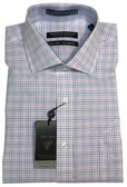 Forsyth of Canada Non-Iron Tailored Fit Long Sleeve Big/Tall Dress Shirt (8127-814)