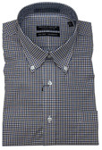 Forsyth of Canada Non-Iron Tailored Fit Long Sleeve Dress Shirt (8211-914)