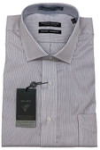 Forsyth of Canada Non-Iron Tailored Fit Long Sleeve Big/Tall Dress Shirt (8216-314)
