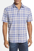 Tommy Bahama Marcillo Plaid Camp Shirt
