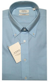 Enro Non-Iron Button Down Collar Sky Blue Dress Shirt