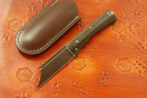 Norse Artefakt:  Druzil Friction Folder with Carbon Fiber Handles