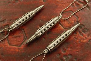 SK Knives 223 Titanium Danglers Natural  FINAL RUN