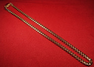 "Cuban Link Pendant 24"" 6mm"