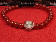 Rose Gold Lynx Bracelet