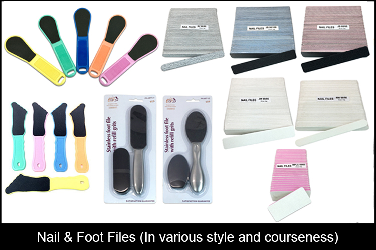 nail files buffer