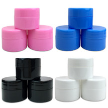 7G/7ML Plastic Cosmetic Sample Jars