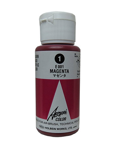 E-001 Magenta