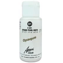 E-221 Opaque Pearl White