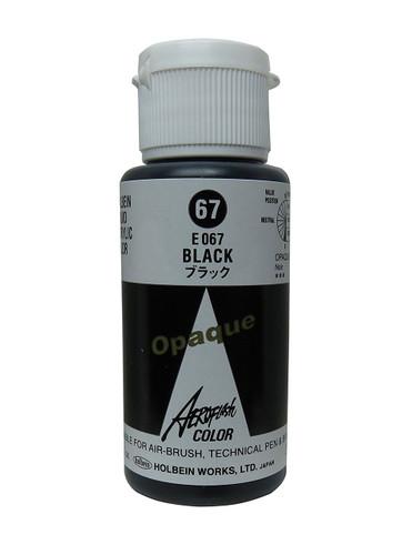 E-067 Opaque Black