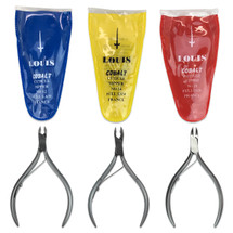 Louis Cobalt Cuticle Nipper