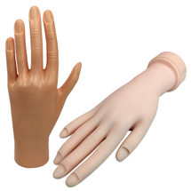 Mannequin Hand Display for Manicure Training - (Soft Quality/Hard Quality)