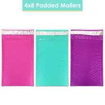 4x8 Padded Bubble Mailers