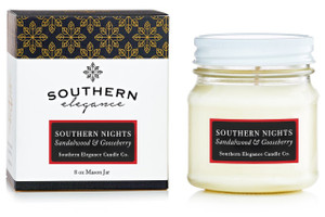 Southern Nights - Sandalwood & Gooseberry Candle