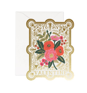 Rifle Paper Co. Vintage Valentine Card