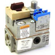 "Honeywell V800A1476 Standard Pilot Gas Valve - 24 Vac - 1/2"" x 3/4"" Inlet/Outlet Size"