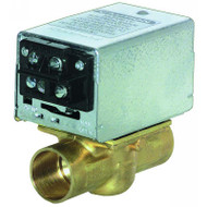"Honeywell V8043F1051 - 1"" Sweat on Zone Valve, Terminal Ends"