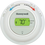 Honeywell T8775C1005 Digital Round Heat and Cool Thermostat