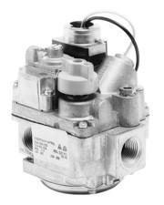 RobertShaw 700-452 120 V.A.C Line Voltage Gas Valve 1/2 X 3/4