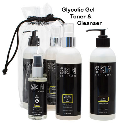 Glycolic Acid Skin Care