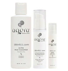 Agera Retinol Skin Care Kit Rx