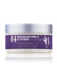 ME! Bath Rich Body Cream Madagascar Vanilla & Lavender