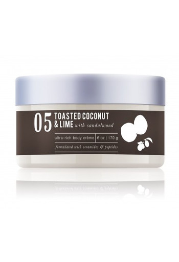 ME! Bath Rich Body Cream Toasted Coconut & Lime