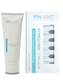 Vital Assist Pro A Lift With Exfoliator Prep