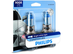 Enclosed package of Philips Crystal Vision 9008/H13