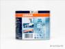 OSRAM Cool Blue Hyper CBH H4 5000K Upgrade bulbs