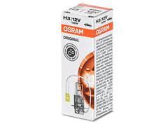 A single package of Osram Original Standard Halogen bulb 64151 H3