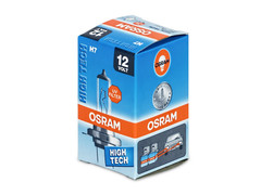 A single package of Osram High Tech Halogen bulb 6421L H7