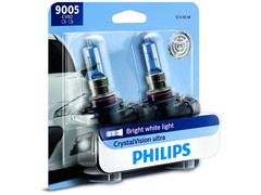Enclosed package of Philips Crystal Vision 9005/HB3