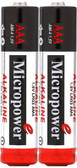 6200 - Micropower AAA Alakline Battery 2 Pack