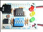 AXE092 - Picaxe School Experimenter Kit PCB Only