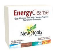 New Roots Energy Cleanse (30 day program), 1 kit | NutriFarm.ca