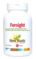 New Roots Forsight, 60 Capsules   NutriFarm.ca