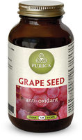 Purica Grapeseed Extract, 120 Veg Caps | NutriFarm.ca