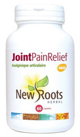 New Roots Joint Pain Relief, 60 Capsules | NutriFarm.ca