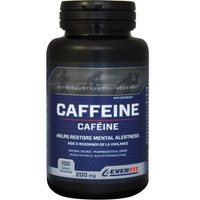 4EverFit Caffeine 200mg, 100 Tablets