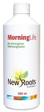 New Roots Morning Life, 500 ml | NutriFarm.ca