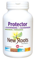 New Roots Protector 500 mg, 60 Capsules | NutriFarm.ca