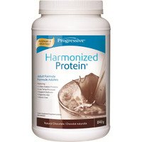 Progressive Harmonized Protein Natural Chocolate, 840 g | NutriFarm.ca